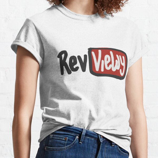 Reviewy On YouTube Classic T-Shirt