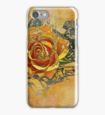 Oh The Rose iPhone Case/Skin