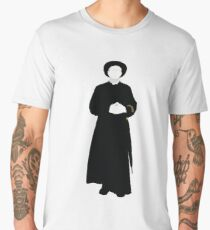 Great Detectives - Father Brown Men's Premium T-Shirt