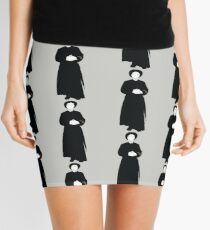 Great Detectives - Father Brown Mini Skirt