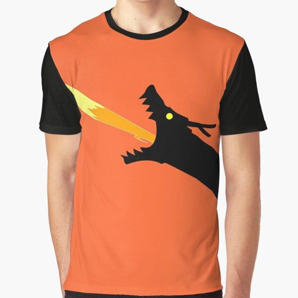 Tohru's Dragon Breath! Graphic T-Shirt