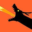 Tohru's Dragon Breath! by Anzadesu