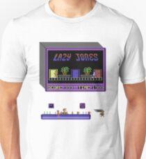 Gaming [C64] - Lazy Jones T-Shirt