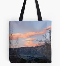 Painted Clouds - Sunrise Wanaka - NZ Tote Bag