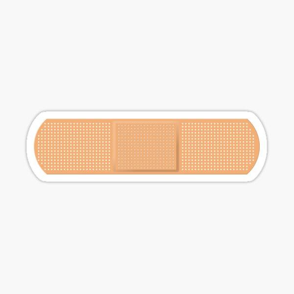 Adhesive bandage Sticker