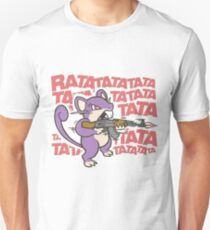 Rattata Machine gun Unisex T-Shirt