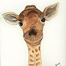 Silly Giraffe by Anne Gitto