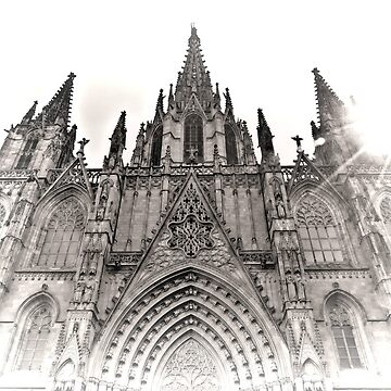 Gothic Cathedral by EveStock