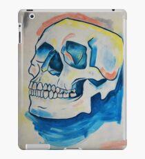 Skull Study - Oil Painting iPad Case/Skin