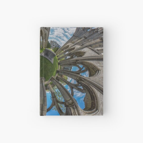 The abbey Hardcover Journal