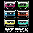 Mix Pack by Brandon Wilhelm