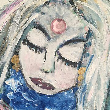 Angel of Peace and Harmony by joanofangels