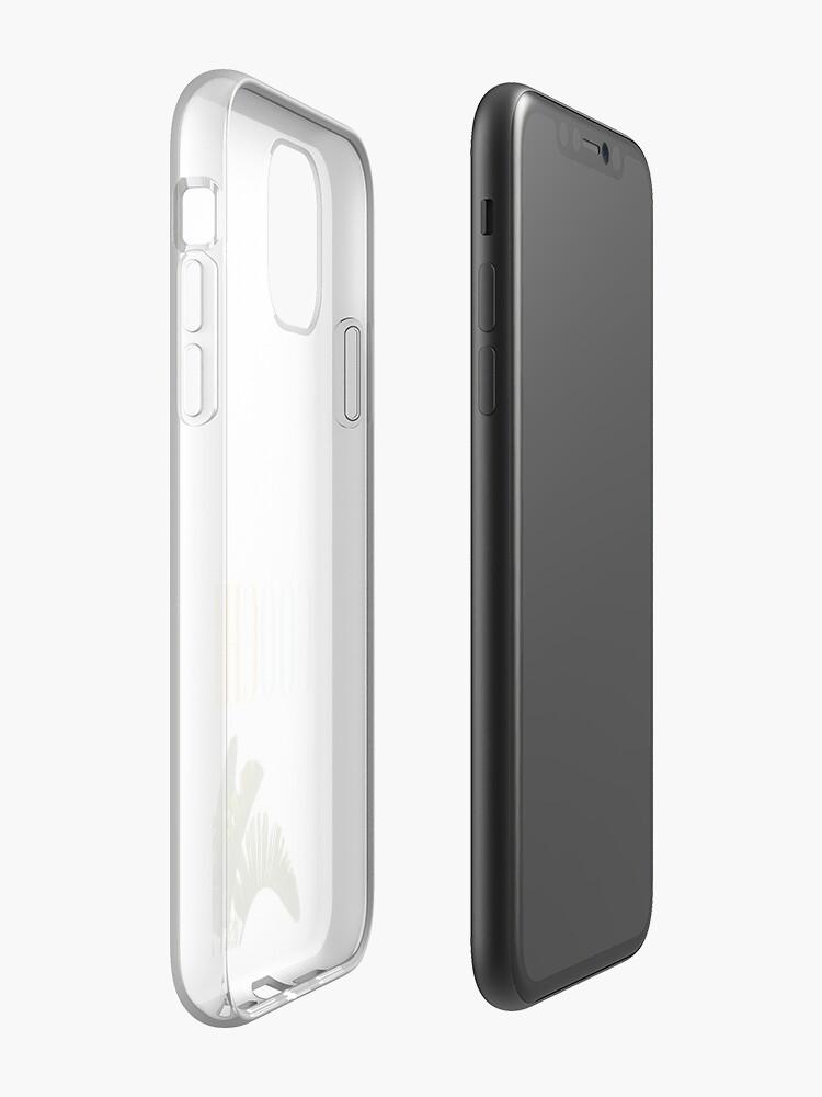 coque iphone 8 avec anneau | Coque iPhone «Coochi été», par ProjectMayhem