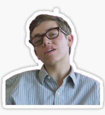 Carl Gallagher Sticker