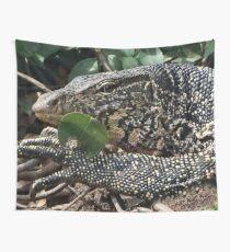 Monitor lizard Wall Tapestry