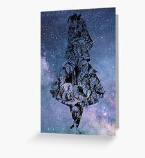 Alice in the Sky Greeting Card