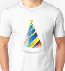 Party hat Unisex T-Shirt