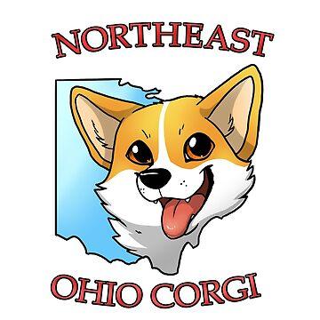 Northeast Ohio Corgi by AylaStarDragon