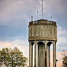 Water Tower by JEZ22