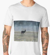 Bull Elk Men's Premium T-Shirt