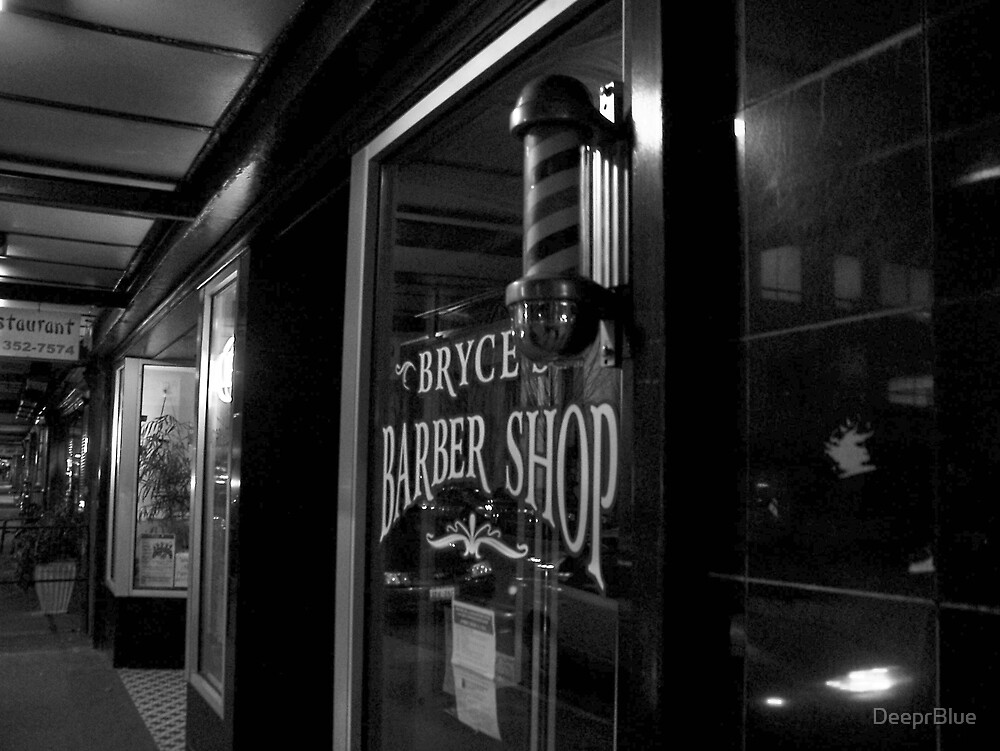 Bryce's Barber Shop by DeeprBlue