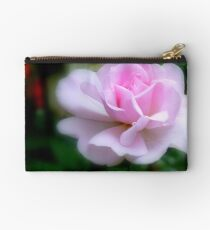 Forever Yours...Light Pink Rose - NZ Studio Pouch