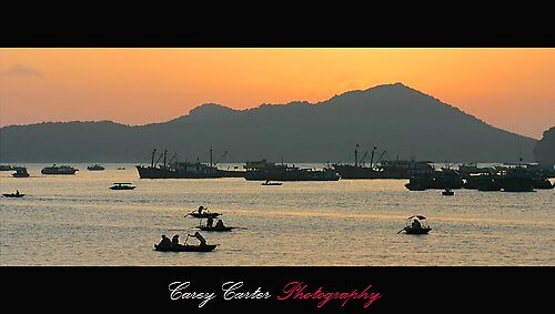 Halong Bay Vietnam 2 by GetCarter