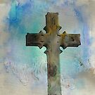 At The Cross Mercy Never Dies by Marie Sharp