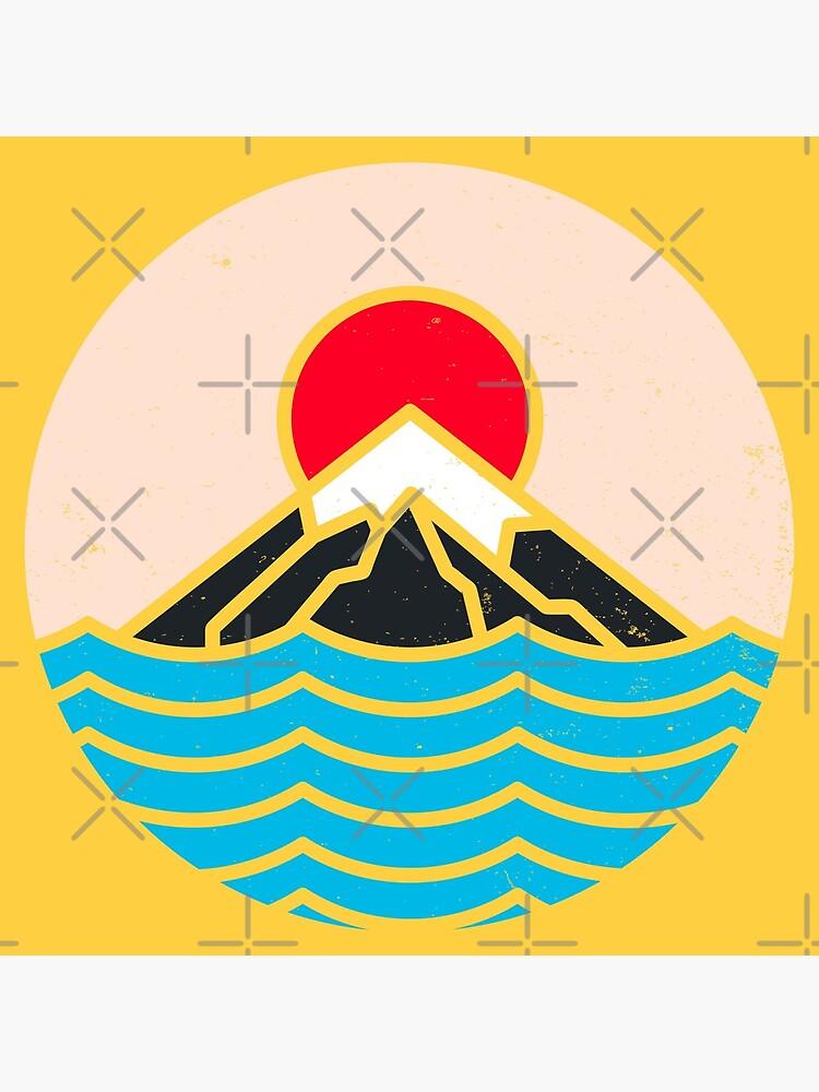 Fuji by rfad