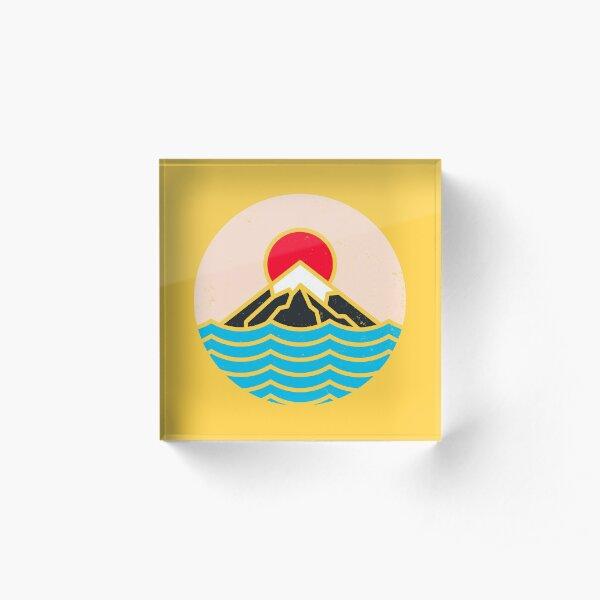 Fuji Acrylic Block