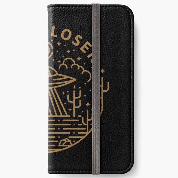 Get In Loser iPhone Wallet