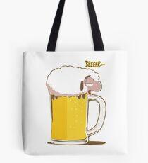 Bolsa de tela Camiseta Beer Sheep funny