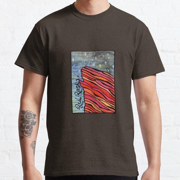 Red Rocks  Classic T-Shirt