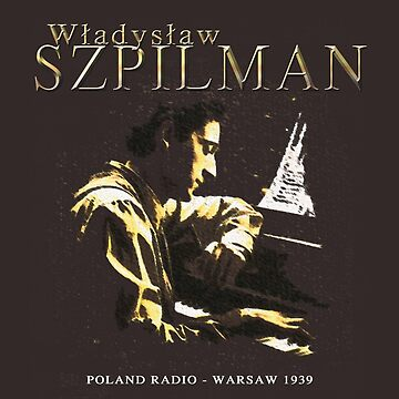 Wladyslaw Szpilman Pianist by theycutthepower