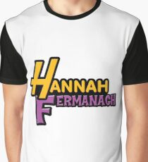 Hannah Fermanagh Graphic T-Shirt