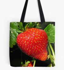 Natural Sweets - Fresh Garden Strawberry - NZ Tote Bag