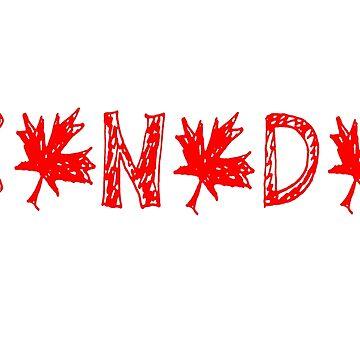 Canada by MalloryNoble