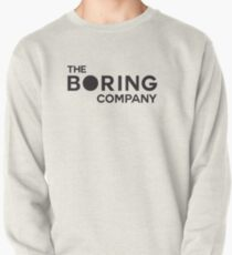 Boring tee Pullover