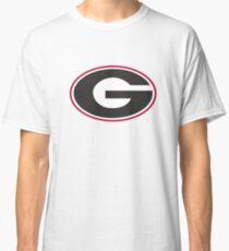 UGA Logo Classic T-Shirt