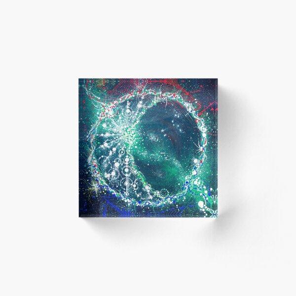 Luna #01 Acrylic Block