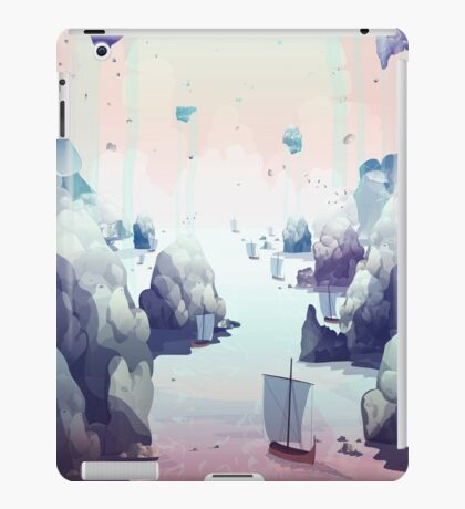 Edge of the Earth iPad Case/Skin
