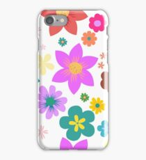 Flowers Collection iPhone Case/Skin