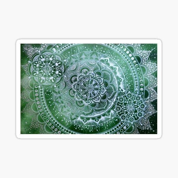 Mandala Zen Sticker