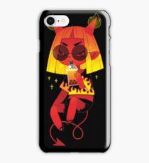 boba time iPhone Case/Skin
