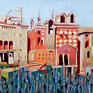 memory of Venice by federico cortese