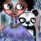 Panda and I Met up for a Chat by Beatrice  Ajayi