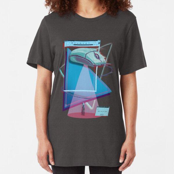 Internet Abduction Slim Fit T-Shirt