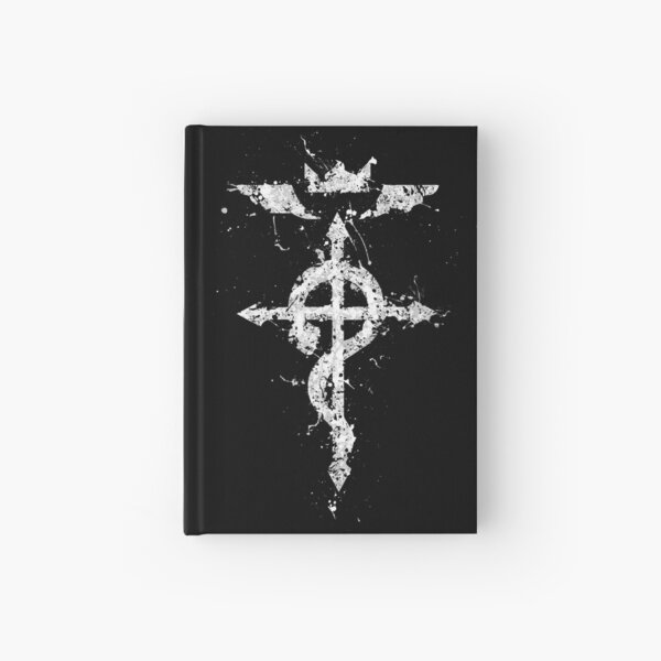 Fullmetal Alchemist  Hardcover Journal