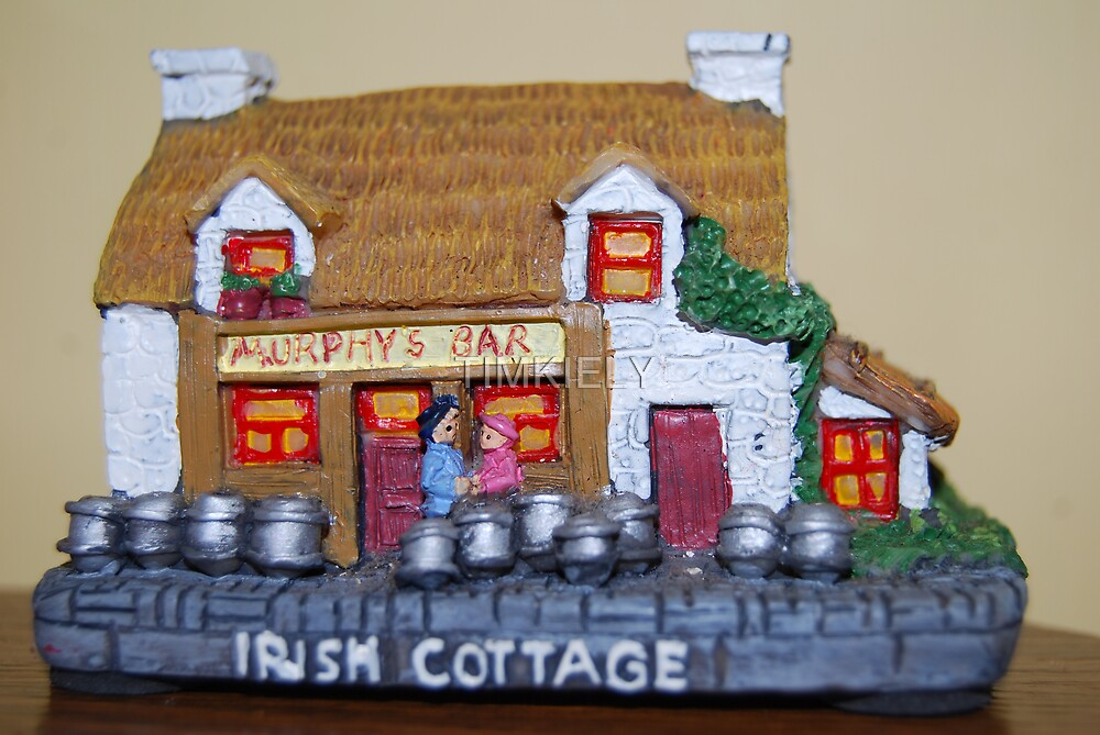 IRISH COTTAGE AND BAR by TIMKIELY