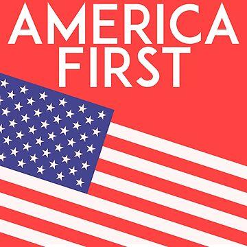 América primero de Trinity98